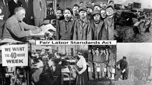 history of the flsa Action commenced on or after the date of enactment of this act [may 14, 1947) under the fair labor standards act of 1938, as amended shall be considered to be commenced on the date when the complaint is filed except that in the case of a collective or class action instituted under the fair.