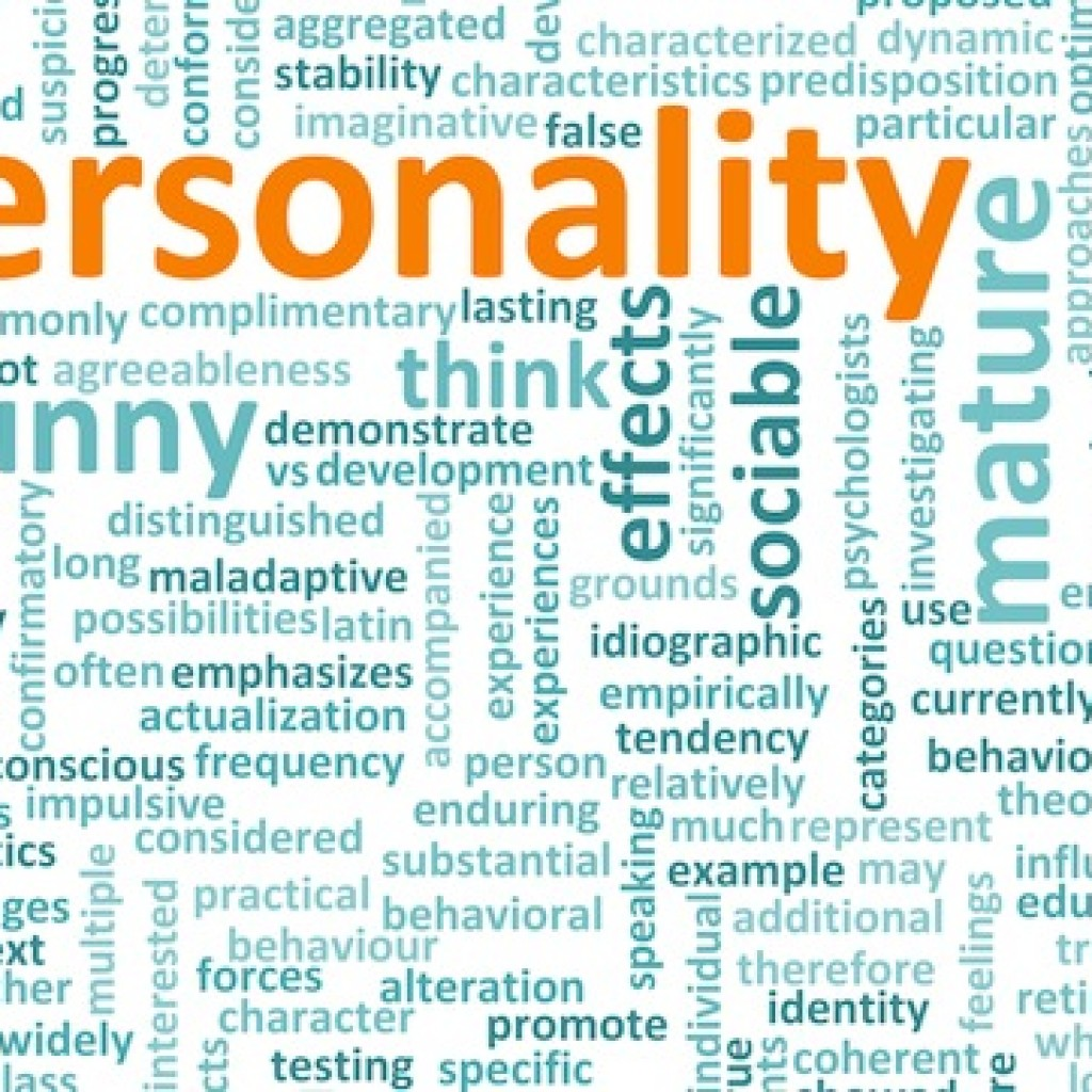 the origin of personality
